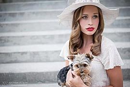 Mallory Mcgowan makeup artist. Work by makeup artist Mallory Mcgowan demonstrating Fashion Makeup.Fashion Makeup Photo #57538