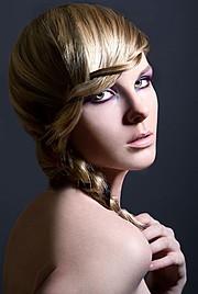 Mallory Mcgowan makeup artist. Work by makeup artist Mallory Mcgowan demonstrating Beauty Makeup.Beauty Makeup Photo #57543