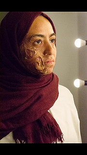 Manar Mohamed special effects makeup artist. makeup by makeup artist Manar Mahmoud.Horror Film SFX Photo #203919