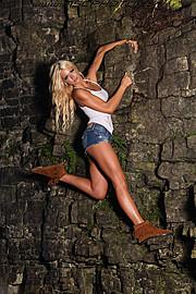 Mandi Johnston model. Modeling work by model Mandi Johnston. Photo #84533