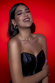 Maquette Cairo management agency. casting by modeling agency Maquette Cairo.Photo by: Ahmed GhanemMUA: Heba GhalyHair Styling : Ola MamounWomen Casting Photo #220057