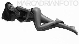 Marc Adrian photographer. Work by photographer Marc Adrian demonstrating Body Photography in a photo-session with the model Caterina Norbis.Body Photography Photo #161791