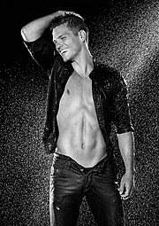 Marc Spring model. Photoshoot of model Marc Spring demonstrating Body Modeling.Body Modeling Photo #73813