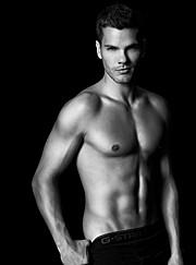 Marc Spring model. Photoshoot of model Marc Spring demonstrating Body Modeling.Body Modeling Photo #73814
