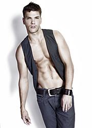Marc Spring model. Photoshoot of model Marc Spring demonstrating Body Modeling.Body Modeling Photo #73815