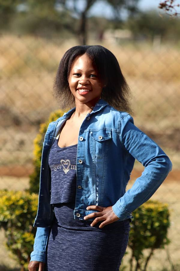 Marcia Naane Model