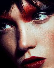 Marco Rothenburger is a german beauty and fashion photographer based in Hamburg germany. Marco however has the wonderful ability to tell a s