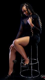 Marga Njoroge model. Photoshoot of model Marga Njoroge demonstrating Fashion Modeling.Fashion Modeling Photo #227145