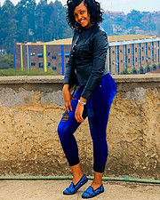 Marga Njoroge is a Kenyan Model is currently based in kenya.she hasn't participated in any big event. She is young and ready to learn being