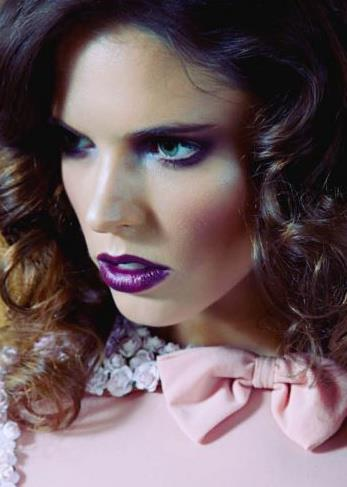 Maria Alejandra Barrios makeup artist. Work by makeup artist Maria Alejandra Barrios demonstrating Beauty Makeup.Beauty Makeup Photo #45656