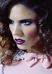 Maria Alejandra Barrios makeup artist. Work by makeup artist Maria Alejandra Barrios demonstrating Beauty Makeup.Beauty Makeup Photo #45690