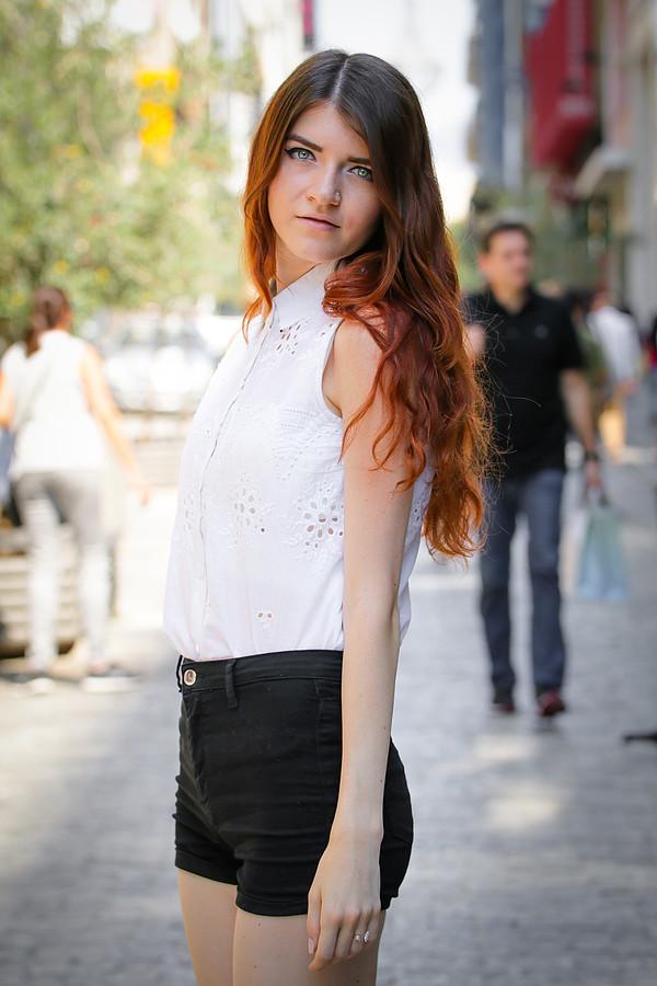 Maria Charitou model (Μαρία Χαρίτου μοντέλο). Photoshoot of model Maria Charitou demonstrating Fashion Modeling.Fashion Modeling Photo #183351