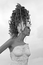 Maria Dretaki hair stylist (Μαρία Δρετάκη κομμωτής). hair by hair stylist Maria Dretaki.Hair & stylist Maria Dretaki photographer: manos AgrimakisCreative Hair Styling Photo #187010