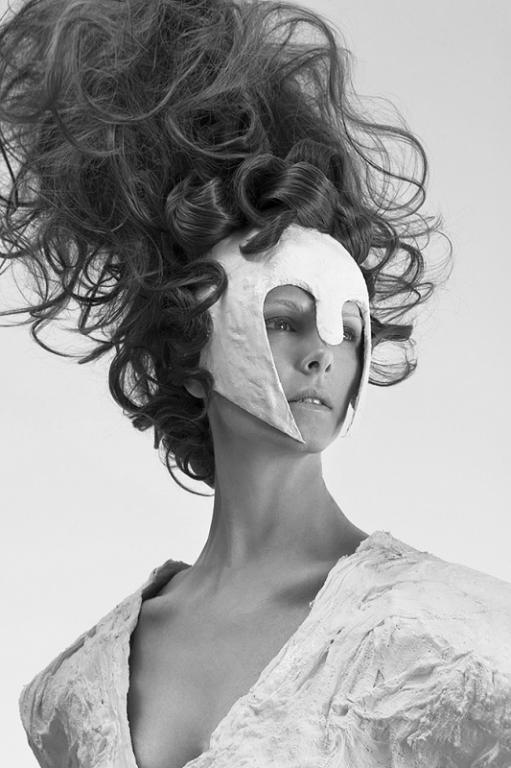 Maria Dretaki hair stylist (Μαρία Δρετάκη κομμωτής). Work by hair stylist Maria Dretaki demonstrating Creative Hair Styling.Creative Hair Styling Photo #187028