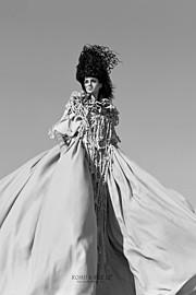 Maria Dretaki hair stylist (Μαρία Δρετάκη κομμωτής). Work by hair stylist Maria Dretaki demonstrating Fashion Hair Styling.Fashion Hair Styling Photo #187048