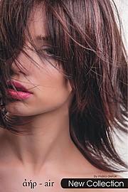 Maria Dretaki hair stylist (Μαρία Δρετάκη κομμωτής). Work by hair stylist Maria Dretaki demonstrating Fashion Hair Styling.Fashion Hair Styling Photo #187049