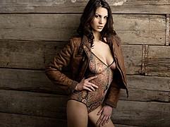 Maria Elena Monego model (modella). Photoshoot of model Maria Elena Monego demonstrating Fashion Modeling.Fashion Modeling Photo #135199