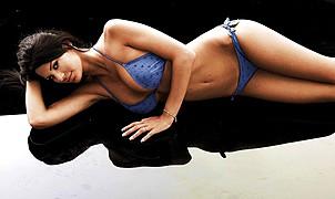 Maria Elena Monego model (modella). Photoshoot of model Maria Elena Monego demonstrating Body Modeling.Body Modeling Photo #135226
