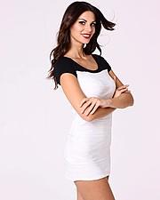 Maria Elena Monego model (modella). Photoshoot of model Maria Elena Monego demonstrating Fashion Modeling.Fashion Modeling Photo #168662