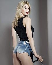 Maria Elena Monego model (modella). Photoshoot of model Maria Elena Monego demonstrating Fashion Modeling.Fashion Modeling Photo #177508