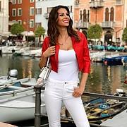 Maria Elena Monego model (modella). Photoshoot of model Maria Elena Monego demonstrating Fashion Modeling.Fashion Modeling Photo #217217