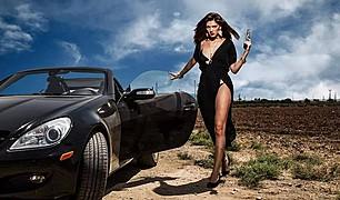 Maria Iuliana Somu model (μοντέλο). Photoshoot of model Maria Iuliana Somu demonstrating Commercial Modeling.Commercial Modeling Photo #112159