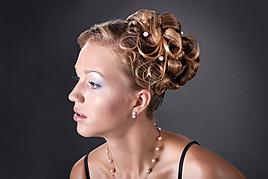 Maria Kharitonova model (модель). Photoshoot of model Maria Kharitonova demonstrating Face Modeling.Face Modeling Photo #74162
