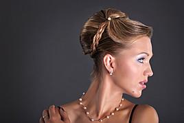 Maria Kharitonova model (модель). Photoshoot of model Maria Kharitonova demonstrating Face Modeling.Face Modeling Photo #74163