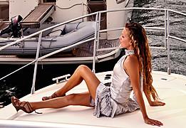 Maria Kharitonova model (модель). Photoshoot of model Maria Kharitonova demonstrating Fashion Modeling.Fashion Modeling Photo #74167