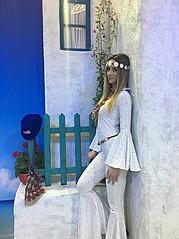 Maria Kominatou model (μοντέλο). Photoshoot of model Maria Kominatou demonstrating Fashion Modeling.Fashion Modeling Photo #177933