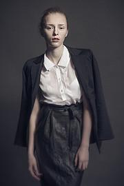 Maria Kononevskaya model. Maria Kononevskaya demonstrating Fashion Modeling, in a photoshoot by Kanerva Mantila.Photographer: Kanerva MantilaFashion Modeling Photo #97119
