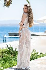 Maria Psilou model (Μαρία Ψηλού μοντέλο). Photoshoot of model Maria Psilou demonstrating Fashion Modeling.Fashion Modeling Photo #187304