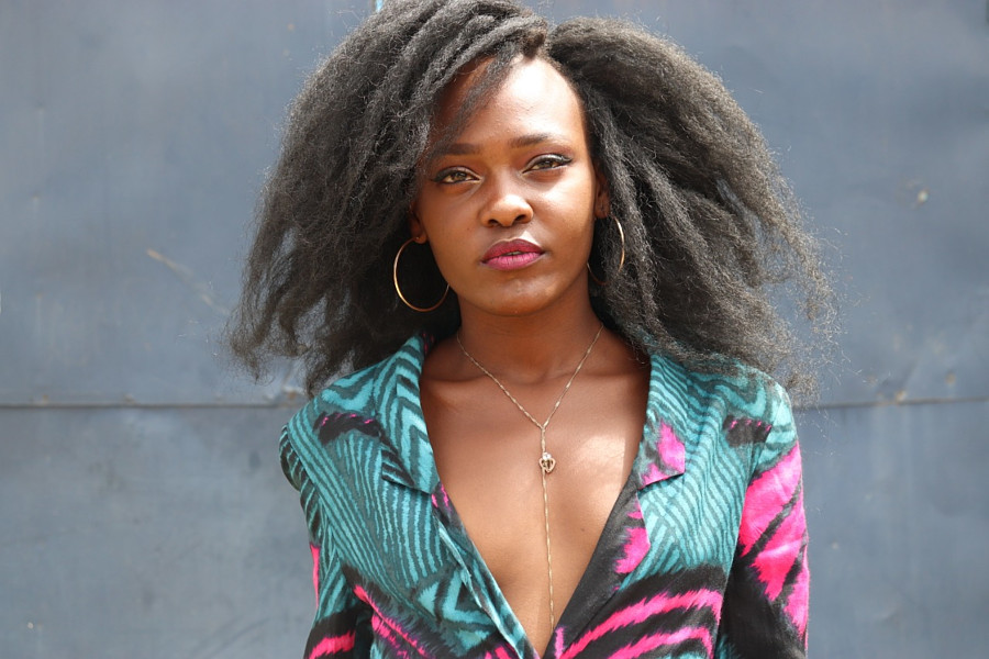 Mariah Akwe Model