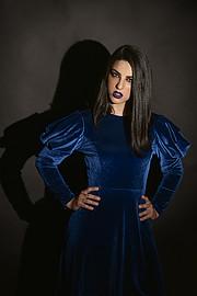 Marianna Nina Gkougkoustamou model (μοντέλο). Photoshoot of model Marianna Nina Gkougkoustamou demonstrating Fashion Modeling.Fashion Modeling Photo #199455