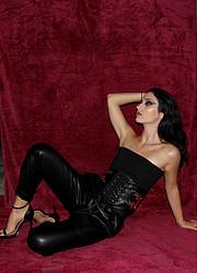 Marianna Votsi model (μοντέλο). Photoshoot of model Marianna Votsi demonstrating Fashion Modeling.Fashion Modeling Photo #226704