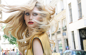 Marie Revelut makeup artist (maquilleur). makeup by makeup artist Marie Revelut. Photo #55620