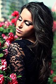 Mariela Zipova model. Photoshoot of model Mariela Zipova demonstrating Fashion Modeling.Fashion Modeling Photo #77752