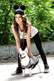 Mariela Zipova model. Photoshoot of model Mariela Zipova demonstrating Fashion Modeling.a part of my projectFashion Modeling Photo #77754