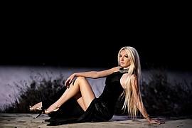 Marieta Alzamami Model