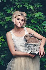 Marina Bondarevska model (μοντέλο). Photoshoot of model Marina Bondarevska demonstrating Fashion Modeling.Fashion Modeling Photo #165969