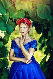Marina Bondarevska model (μοντέλο). Photoshoot of model Marina Bondarevska demonstrating Fashion Modeling.Fashion Modeling Photo #165974