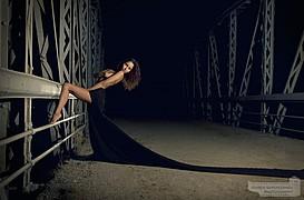 Marina Vlaykova model (модел). Photoshoot of model Marina Vlaykova demonstrating Editorial Modeling.Editorial Modeling Photo #73384
