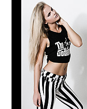 Marine Guadalpi model. Photoshoot of model Marine Guadalpi demonstrating Fashion Modeling.Fashion Modeling Photo #116886