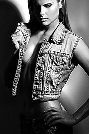 Marine Guadalpi model. Photoshoot of model Marine Guadalpi demonstrating Fashion Modeling.Fashion Modeling Photo #116887