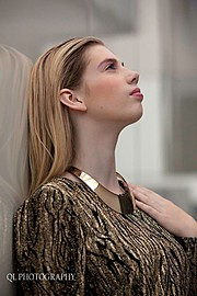 Marisol Calvert model. Photoshoot of model Marisol Calvert demonstrating Face Modeling.Face Modeling Photo #78456