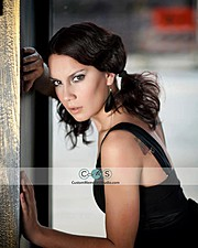Mark Navarro makeup artist & hair stylist. Work by makeup artist Mark Navarro demonstrating Beauty Makeup.Beauty Makeup Photo #94858