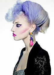 Marta Santorova makeup artist & model (Marta Šantorová makeupová umělkyně & modelka). Work by makeup artist Marta Santorova demonstrating Creative Makeup.Creative Makeup Photo #92750