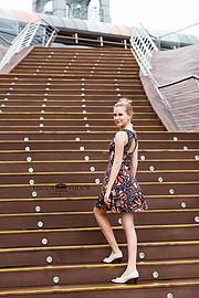 Martina Novotna model (modelka). Photoshoot of model Martina Novotna demonstrating Fashion Modeling.Fashion Modeling Photo #205763