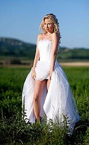 Martina Novotna model (modelka). Photoshoot of model Martina Novotna demonstrating Fashion Modeling.Fashion Modeling Photo #91983