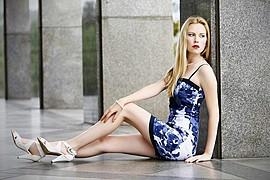 Martina Novotna model (modelka). Photoshoot of model Martina Novotna demonstrating Fashion Modeling.Fashion Modeling Photo #91987